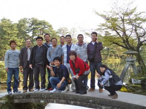 社員旅行H25-石川県2